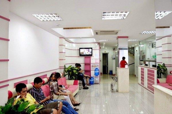 Phòng Khám Đa khoa Quốc Tế Hồ Chí Minh
